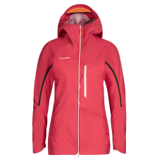 Nordwand Light HS Hooded Jacket Women azalea