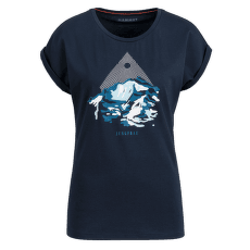 Mountain T-Shirt Women (1017-00964) marine 5118