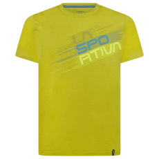 Stripe Evo T-Shirt Men Kiwi