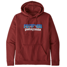 P-6 Logo Uprisal Hoody Men Barn Red