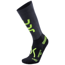 Run Compression Fly Men Anthracite/Yellow Fluo