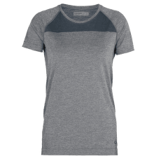 Motion Seamless SS Crewe Women SERENE BLUE HTHR