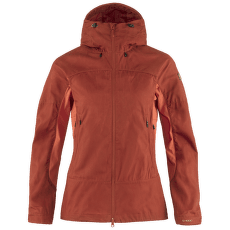 Abisko Lite Trekking Jacket Women Cabin Red-Rowan Red