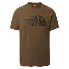 WoodCut Dome Tee S/S Men MILITARY OLIVE