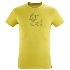 CAMP T-SHIRT SS Men WILD LIME