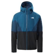 Lightning Jacket Men Asphalt Grey-Moroccan Blue