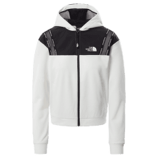 MA Full Zip Women TNF WHITE