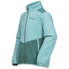 Lilletind Fleece Jacket Kids Light Greenlake