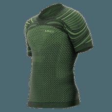 Running Alpha Coolboost OW Shirt Men Ultra Lime/Lizard
