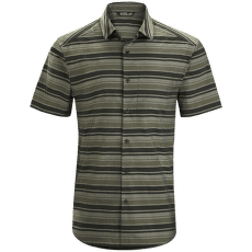 Brohm Striped Shirt SS Men Subversive Movement