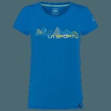 Peaks T-Shirt Women Neptune