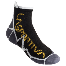 Long Distance Socks Black/Yellow (Black Yellow)