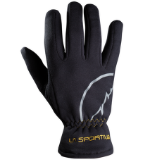 Stretch Gloves Black/Yellow (Black Yellow)