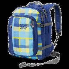 Berkeley S blue woven check 7952