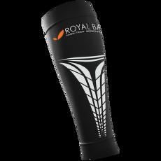 ROYAL BAY® Extreme kompresní lýtkové návleky 9999 Černá