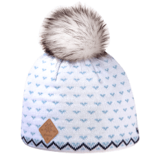 A105 Knitted Hat white