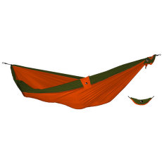 Double Moon Hammock(+Express Bag) orange/army green