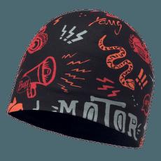 Microfiber & Polar Hat Junior (115505) REBEL BLACK