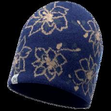 Knitted & Polar Hat (116030) DARK DENIM