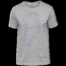 Greenland Printed T-Shirt Grey