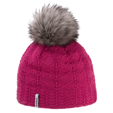 A109 Knitted Beanie pink