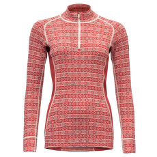 Alnes Half Zip Neck Women 206A CHILLI