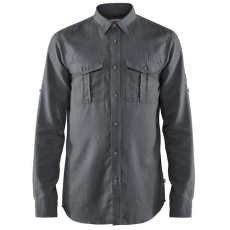 Övik Travel Shirt LS Men Dusk