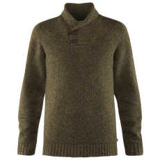 Lada Sweater Men Dark Olive