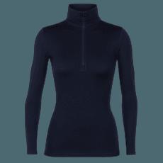 Tech LS Half Zip Women (104390) Midnight Navy IBANS_01360