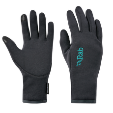 Power Stretch Contact Glove Women Beluga