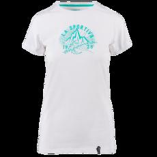 Hipster T-Shirt Women White