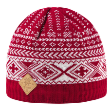 A117 Knitted Beanie red