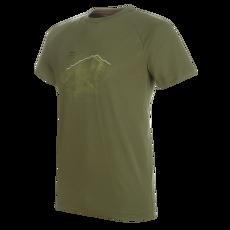 Mountain T-Shirt Men (1017-09843) 4584 iguana