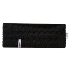 CW12 Knitted Headband black 110