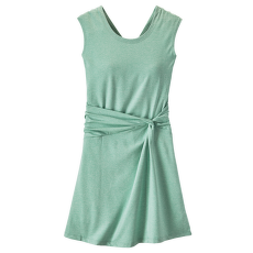 Seabrook Twist Dress Women Gypsum Green
