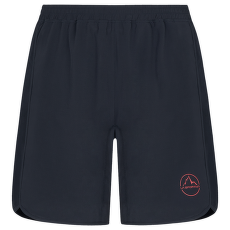 Zen Short Women Black/Hibiscus