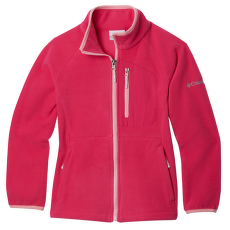 Fast Trek™ III Fleece Full Zip Kids Red 612