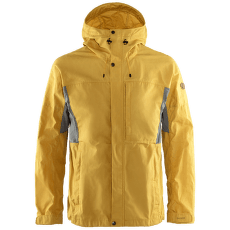 Kaipak Jacket Men Ochre-Super Grey
