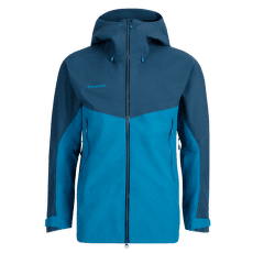 Crater HS Hooded Jacket Men sapphire-wing teal 50255