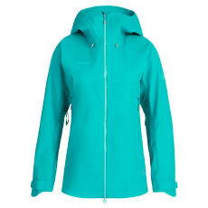 Crater HS Hooded Jacket Women dark ceramic