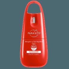 Repelent pro extra silnou ochranu proti komárům a klíšťatům Červená