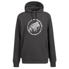 Mammut Logo ML Hoody Men (1014-02141) black melange PRT2 00411