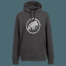 Mammut Logo ML Hoody Men (1014-02141) black melange PRT2 00411