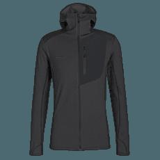Aconcaqua Light ML Hooded Jacket Men black-black 0052