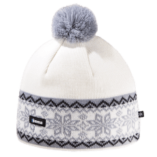 A116 Knitted Beanie off white 101