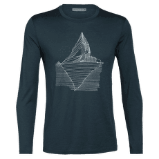 Tech Lite LS Crewe Oneberg Men NIGHTFALL