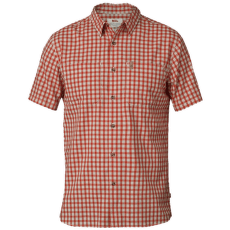 High Coast Shirt SS Men Flame Orange