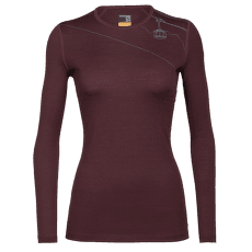 Oasis LS Crewe Skyway Lift Women 200 Redwood