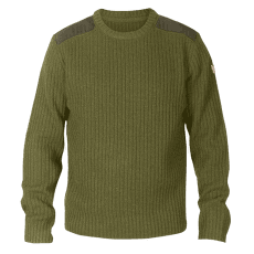 Singi Knit Sweater Men Dark Olive