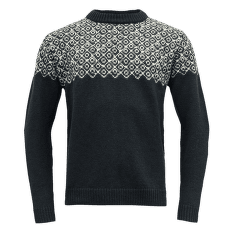 Bjornoya Sweater Crew Neck Men 284C INK/OFFWHITE